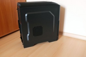Antec GX500 side view - 2