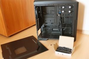 Antec GX500 accessory box