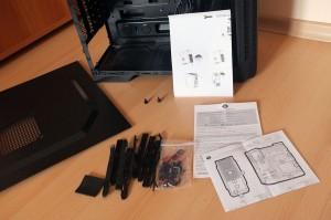 Antec GX500 user manual and guide