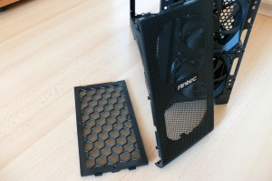 Antec GX500 Front dust filter/grill