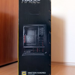 Antec Nineteen Hundred box side 1