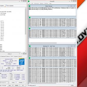 TD02 4.3 ghz
