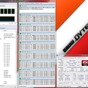 CM Hyper 612V2 BladeM 1300@4020MHz 1.356V