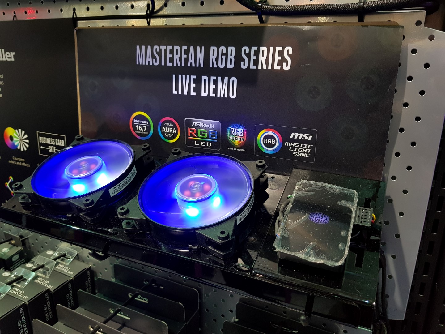 Computex 2017: Cooler Master - bold new designs and products