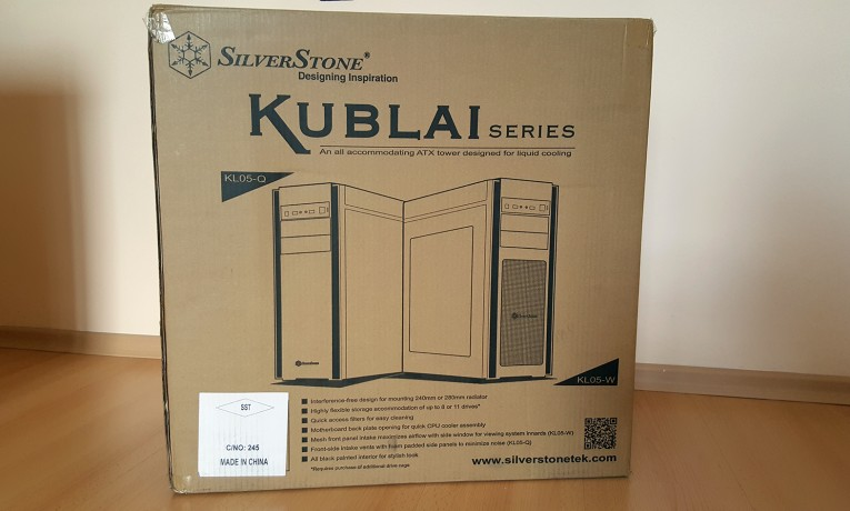 SilverStone Kublai KL05 – Test and Review