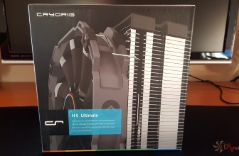 Cryorig H5 Ultimate – Test and Review