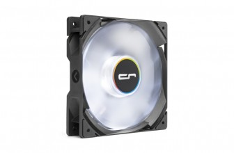 Cryorig QF120 LED arrivals