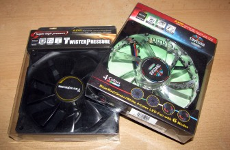 Enermax Twister Pressure and T.B.Vegas QUAD – Test and Review