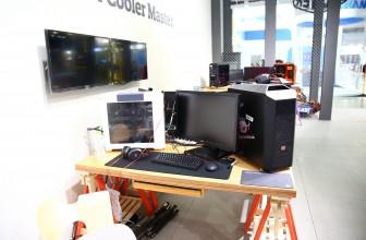 Computex 2016: Cooler Master
