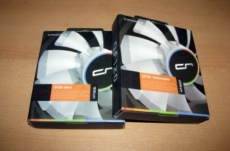 Cryorig QF120 Performance and QF120 Silent – Test and Review