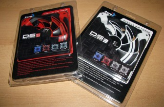 Aerocool DS120 Red and DS140 White – Test and Review