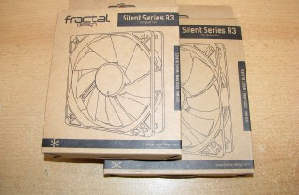 Fractal Design Silent Series R3 120mm and R3 140mm – Test and Review