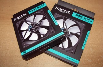 Fractal Design Dynamic X2 GP12 and X2 GP14 – Test and Review