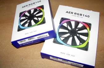 NZXT AER RGB120 and AER RGB140 – Test and Review