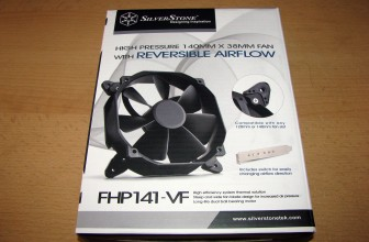 Silverstone FHP141-VF – Test and Review