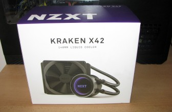 NZXT Kraken X42 – Test and Review