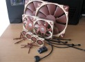 Noctua NF-A12x15 FLX and NF-A12x15 PWM – Test and Review