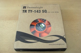 ThermalRight TY-143 SQ – Test and Review