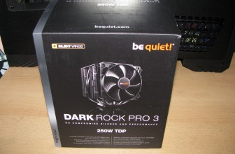 Be Quiet Dark Rock Pro 3 – Test and Review