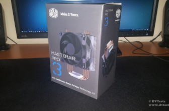 Cooler Master MasterAir Pro 3 – Test and Review