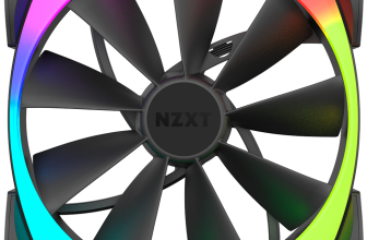 NZXT Aer RGB fans