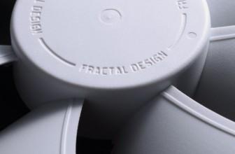 Fractal Design introduced Dynamic X2 Fans