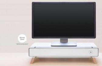 Cryorig Taku Monitor Stand ITX Case
