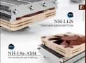 Noctua NH-L9a-AM4 and NH-L12S