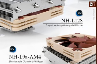 Noctua NH-L9a-AM4 and NH-L12S