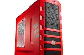 Cooler Master HAF 922 RED