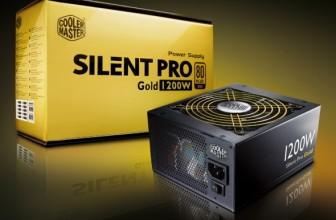 Cooler Master Silent Pro GOLD
