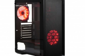 X2 Penta 7001 gaming case