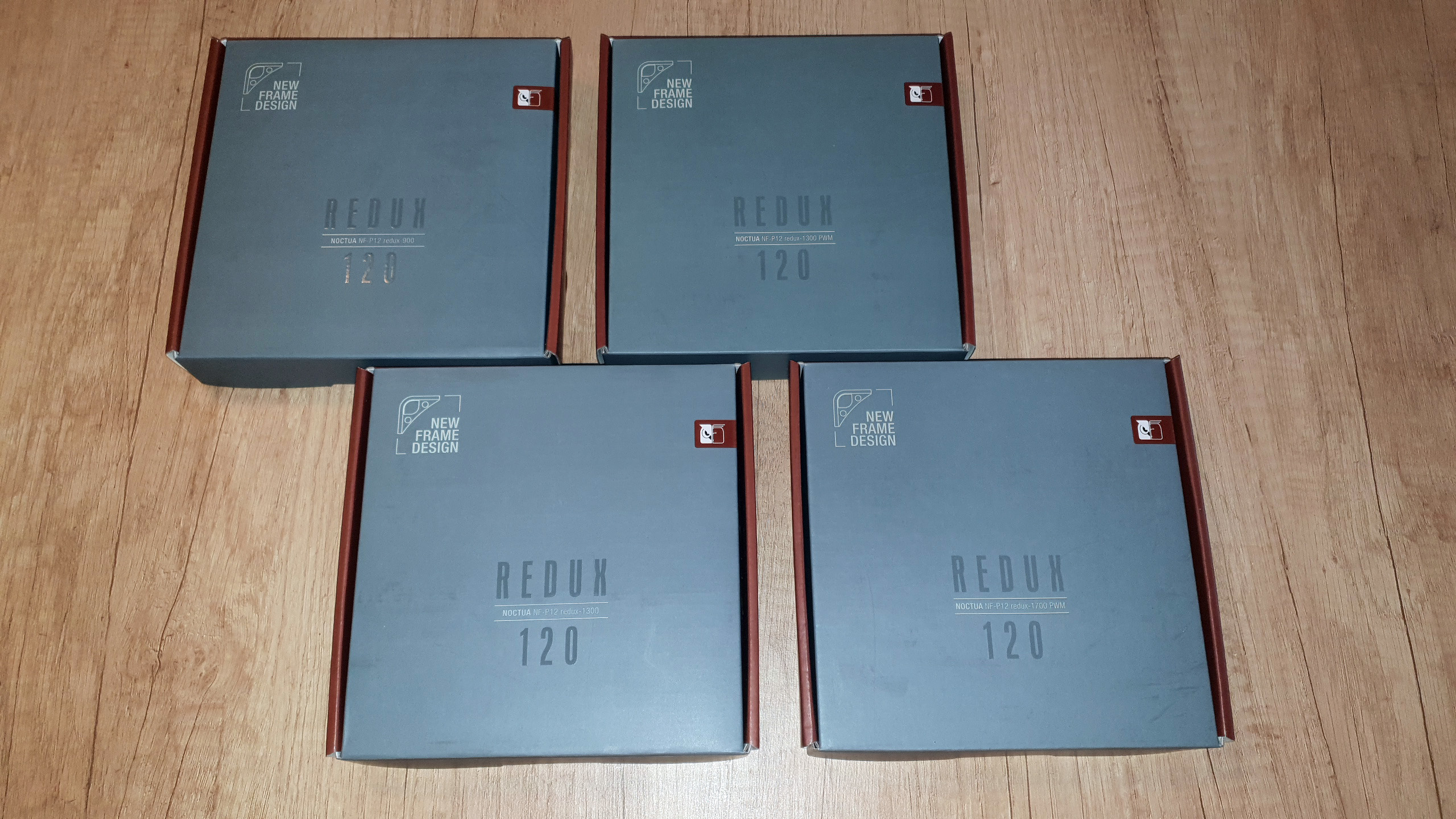 Noctua NF-P12 redux 900 - 1700 PWM - Test and Review -
